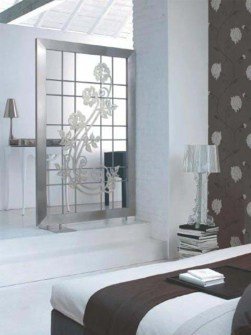 electric radiators, luxury radiators, unusual radiators, room divider, stainless steel radiators