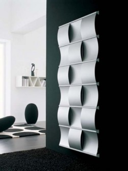 unique radiators, luxury radiators, exclusive radiators, silver radiators