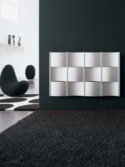 unique radiators, creative radiators, exclusive radiators, silver radiators