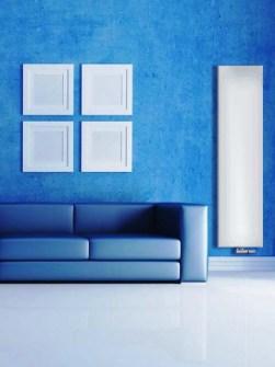 радіатори дельта-біло-панельного вертикальний