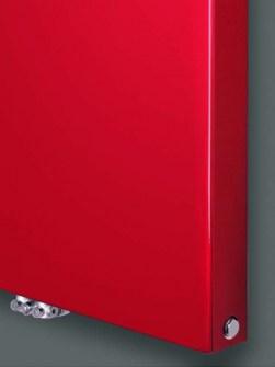 platte radiatoren, radiatoren, gekleurde radiatoren