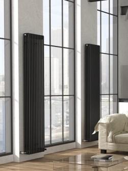 stolpec radiatorji, cevni radiatorji, domače radiatorji
