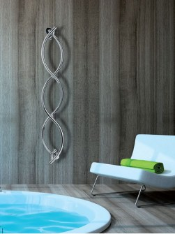 design radiators, classical radiator, silver radiators, electric radiators