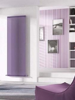 vetical radiátory, designové radiátory, barevné radiátory