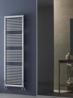 heated towel rail, bathroom radiators, chrome radiators,