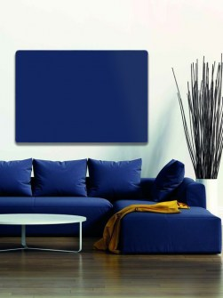 blue radiators, electric radiators, glass radiators,