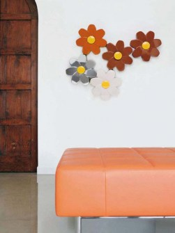 unusual radiators, flower radiator, luxury radiators
