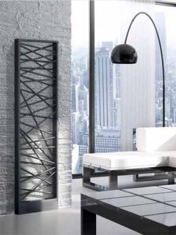 radiadores coloridos, radiadores divisórios, radiadores de design, radiadores antracite