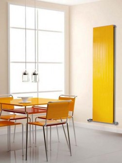 Cheap radiators, vertical radiators, kitchen radiators, yellow radiators, panel radiators