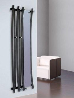 zrcadlo chladič, předsíň radiátor