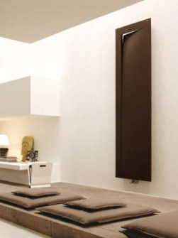 invisible radiator, radiator with led, designer radiators