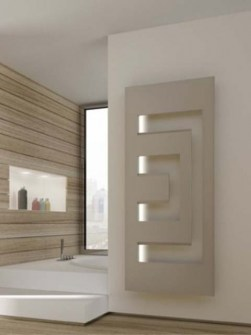 designer radiators, unusual radiator, radiators with led, luxury radiators