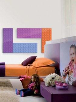 elektrický radiátor, izbový radiátor, radiátor lego, detský radiátor, oranžové radiátory