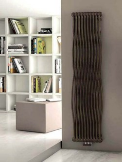 tubular radiator, modern radiators, exclusive radiator