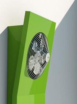 Grzejniki panelu wentylator