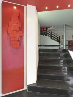 радіатори-скульптурна кольору