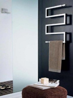stainless steel radiator, exclusive radiators, towel warmers, snake radiators