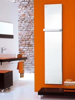 stainless steel radiators, bathroom radiators, flat radiators, decorative towel radiators
