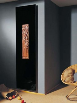 sten radiator, design radiator, eksklusive radiator, el-radiator