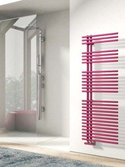 bathroom radiators, asymmetric radiators, bathroom radiator