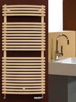 budget radiators, cheap radiators, bathroom radiators, beige towel radiator