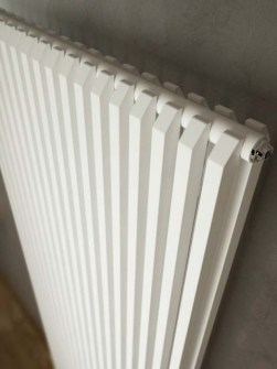 modern radiators, vertical radiator, coloured radiator