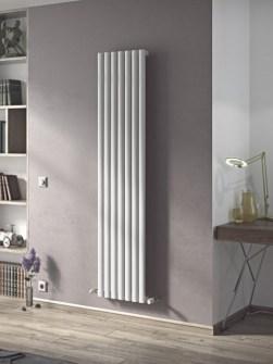 trendy radiátory, moderní radiátory, barevný radiátory, vysoké radiátory