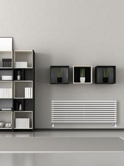farvede radiatorer, fancy radiatorer, rørformede radiatorer