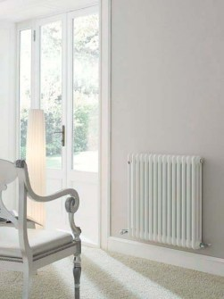 column radiators, tubular radiators, coloured radiators