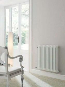 nízkoteplotní radiátor, sloupový radiátor,