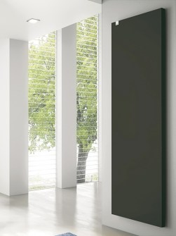 vertical flat radiators, flat radiators, smoot radiators