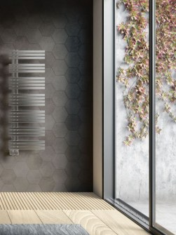 stainless steel radiator, bathroom radiator, design radiator