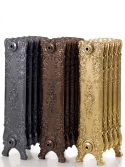 klasické radiátory, litinový radiátor, barevné radiátory