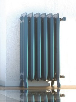 farebný chladič, liatinové radiátory, ročník radiátory