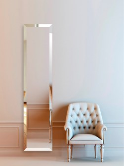 mirror radiators, vertical mirror radiators, mirrored radiators, beautiful radiators
