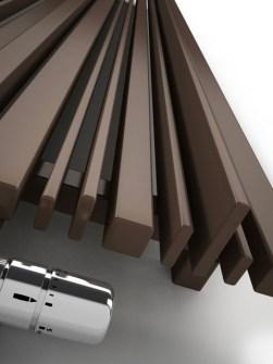 moderní radiátory, vertikální radiátory ústředního topení radiátor, vysoký radiátor