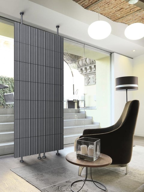 big radiators, aluminium radiators, room divider radiators, free standing radiators, energy efficient radiator